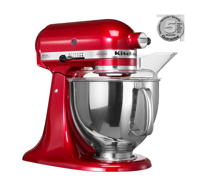 Kitchenaid ksm150 rouge ustensiles de cuisine for Acheter des ustensiles de cuisine