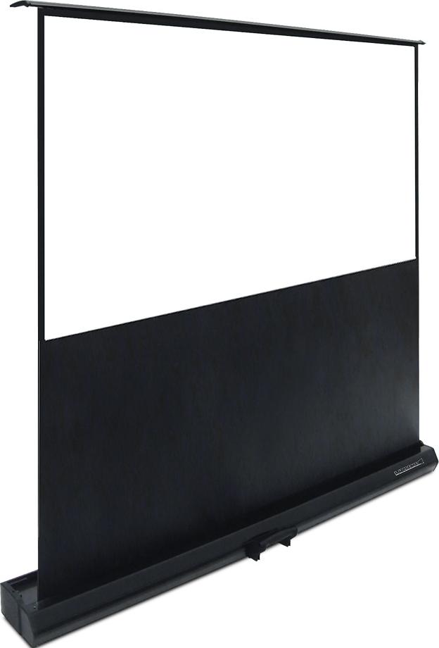 lumene eden 180c motorisierte boden leinwand 16 9 177 x 100 cm schwarz g nstig kaufen 50. Black Bedroom Furniture Sets. Home Design Ideas