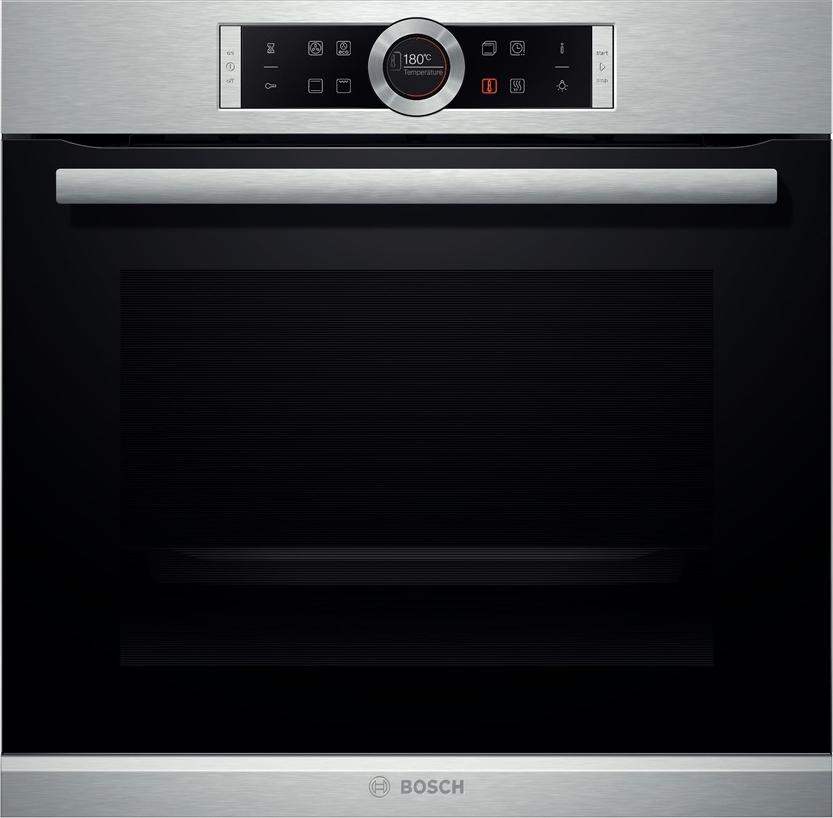 BOSCH HBG634BS1, inox - Fours & cuisinières Largeur standard de EU ...