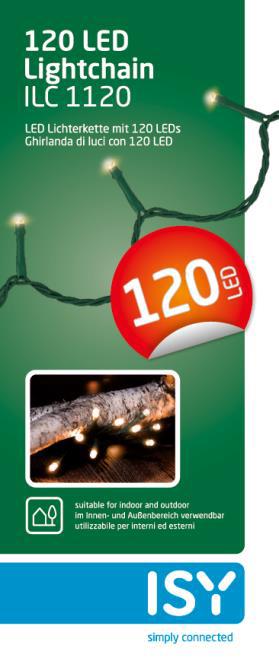isy ilc 1120 g nstig kaufen weihnachtsbeleuchtung media markt online shop. Black Bedroom Furniture Sets. Home Design Ideas