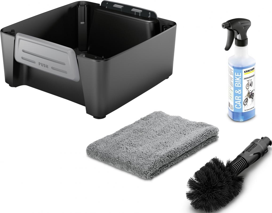k rcher bike box noir accessoires pour nettoyeurs haute pression acheter bas prix. Black Bedroom Furniture Sets. Home Design Ideas
