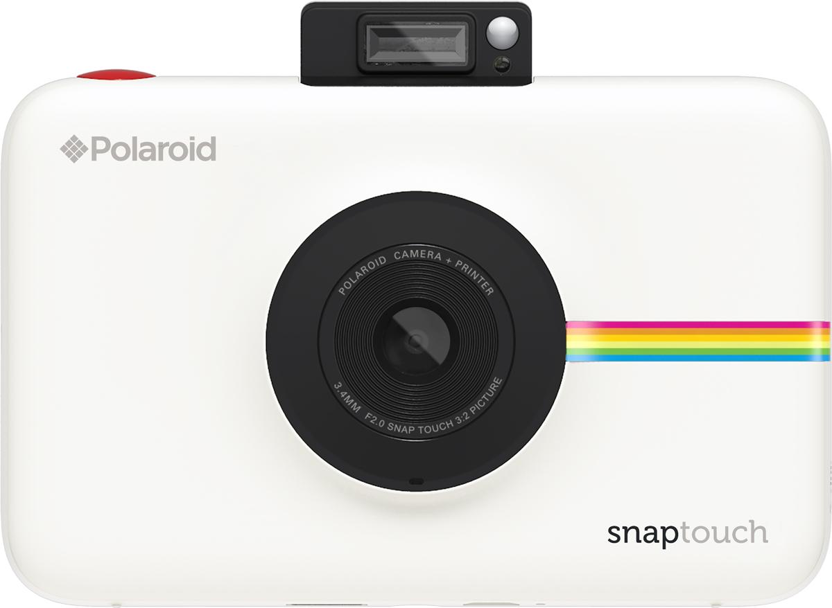 polaroid snap touch appareil photo instantan 13 mp blanc appareils photos instantan es. Black Bedroom Furniture Sets. Home Design Ideas