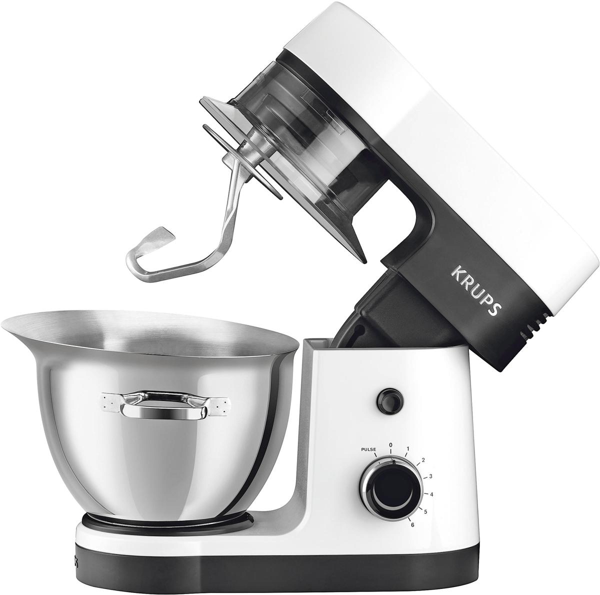 Krups perfect mix 9000 robot de cuisine 6 vitesses for Acheter ustensiles de cuisine