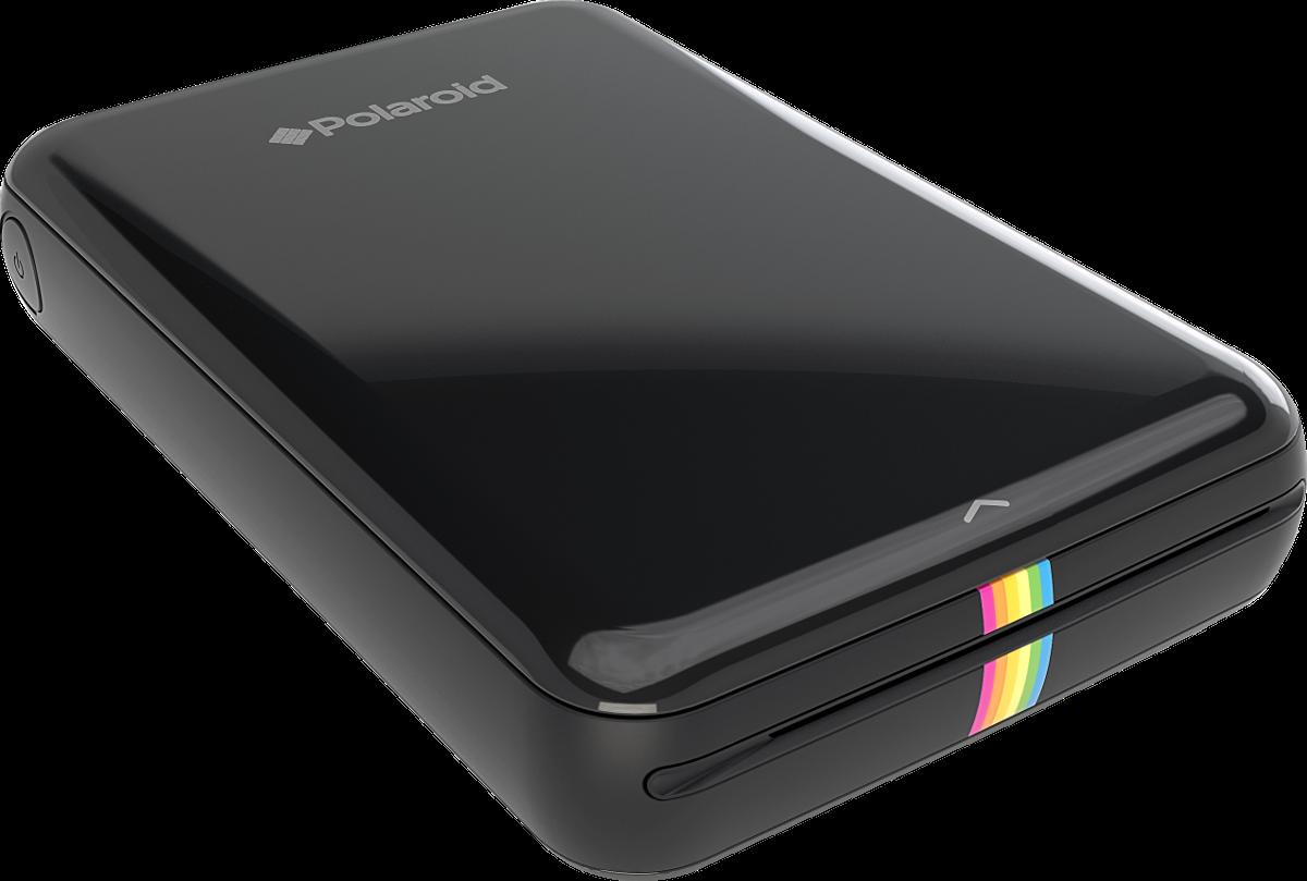 polaroid zip mobile printer noir imprimantes photo portable acheter bas prix media. Black Bedroom Furniture Sets. Home Design Ideas