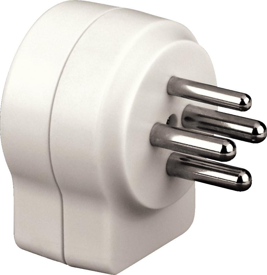 hama telefon adapter stecker 4 pol 2x t t kupplung g nstig kaufen sonstiges zubeh r. Black Bedroom Furniture Sets. Home Design Ideas