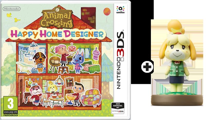 Animal Crossing Happy Home Designer Amiibo Melinda 3ds Multilingual G Nstig Kaufen Toys