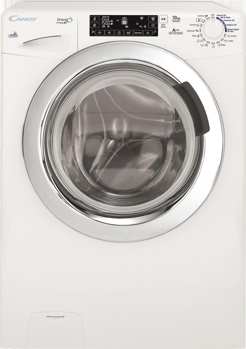 candy gsf 1510 lwhc3 1 s machine laver porte avant profondeur a partir de 45 cm acheter. Black Bedroom Furniture Sets. Home Design Ideas