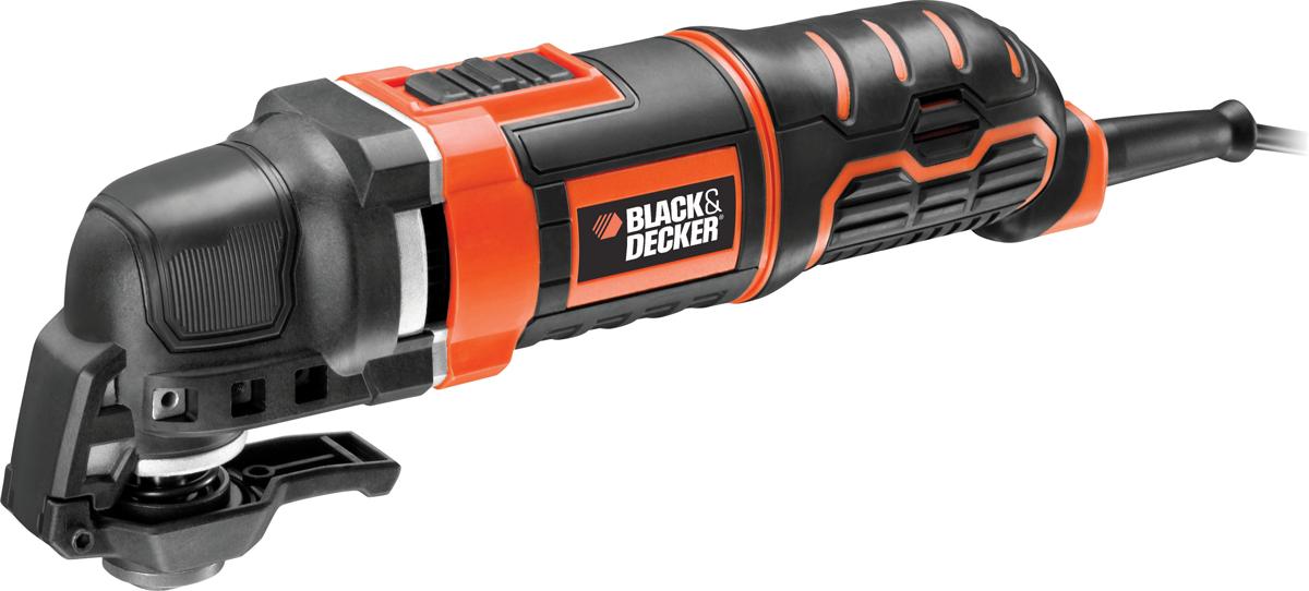 Black decker mt300ka outil oscillatoire 300 watts for Multi outil black et decker