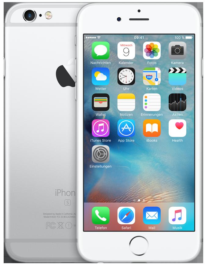 Iphone S Silber Media Markt