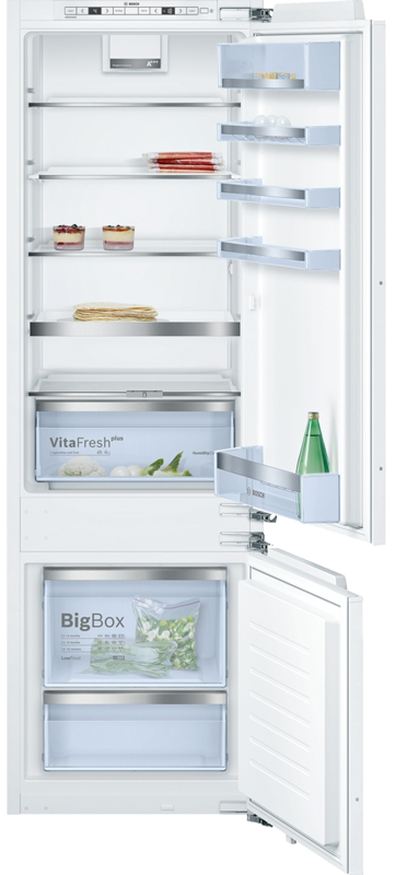 bosch kis87ad40 frigo congelatori combinati da incasso. Black Bedroom Furniture Sets. Home Design Ideas