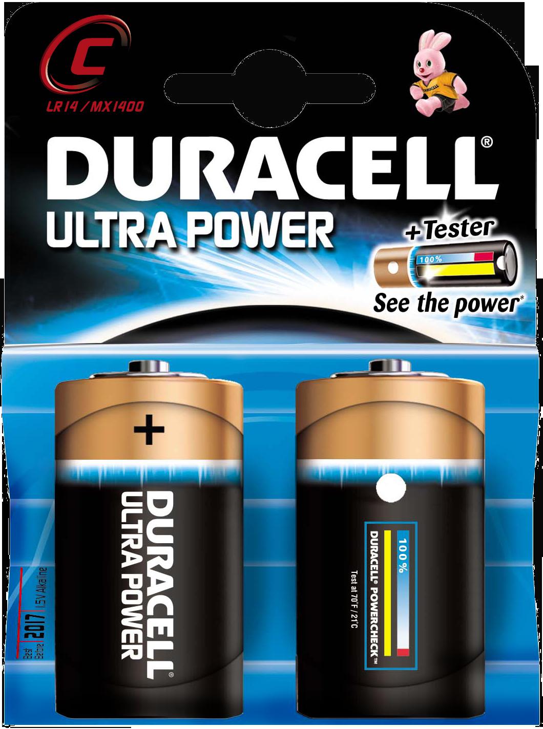 duracell ultra power mx1400 c 2er g nstig kaufen einweg batterien c media markt online shop. Black Bedroom Furniture Sets. Home Design Ideas