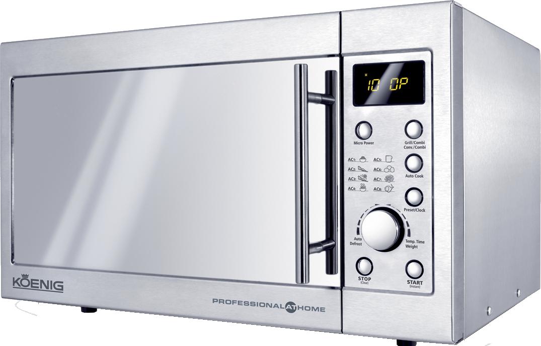 KOENIG B01151 - Micro-ondes avec fonctions Grillade & Air Chaud ...