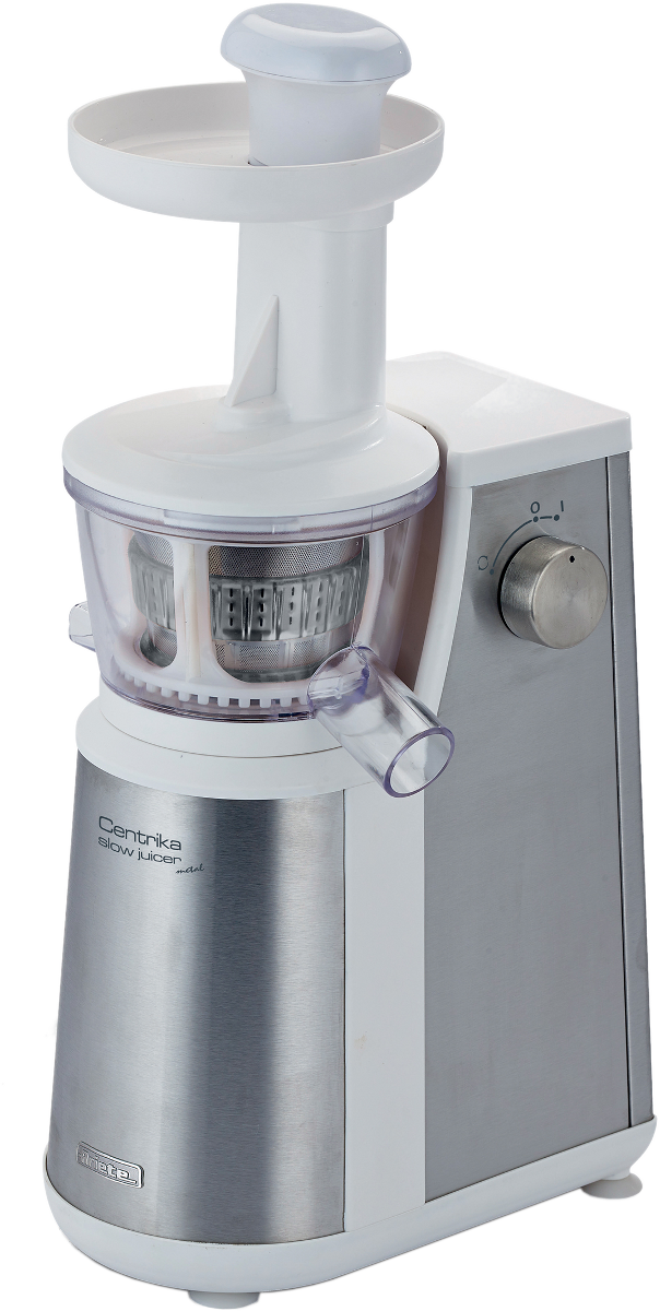 Ariete Centrika Slow Juicer Metal gunstig kaufen - Slow-Juicer Media Markt Online Shop