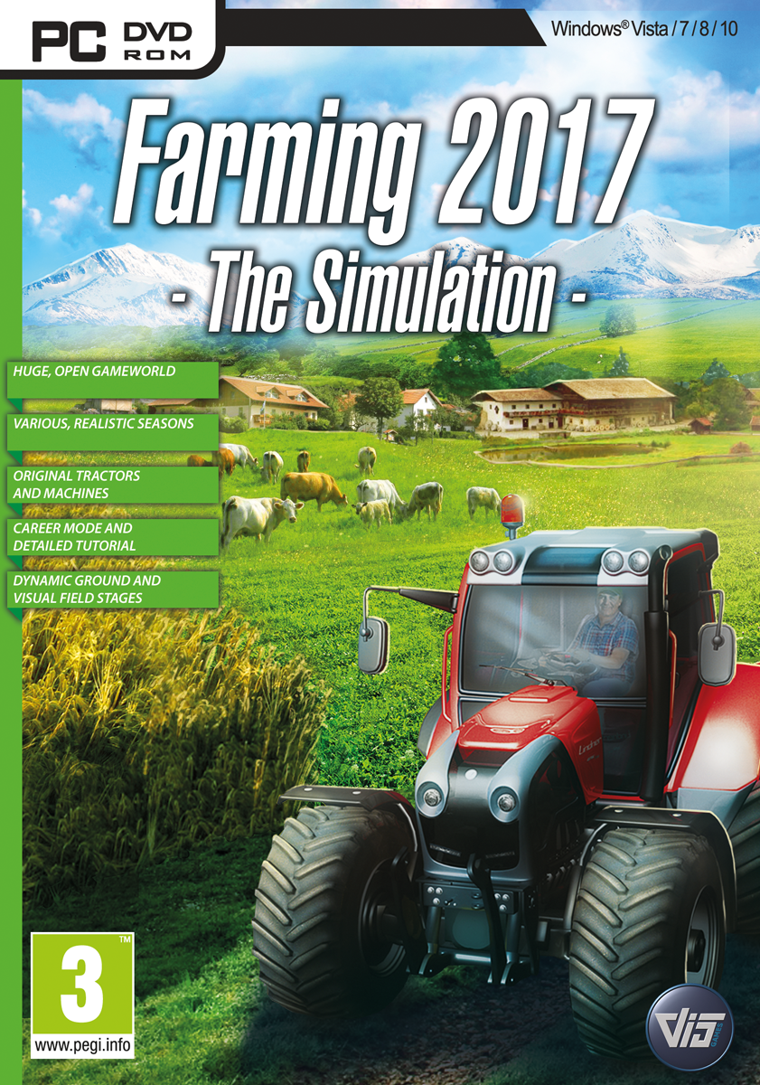 farming the simulation 2017 pc g nstig kaufen. Black Bedroom Furniture Sets. Home Design Ideas