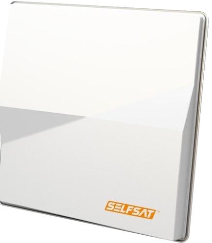 Selfsat h50m antenne plane acheter bas prix media for Miroir hyperbolique