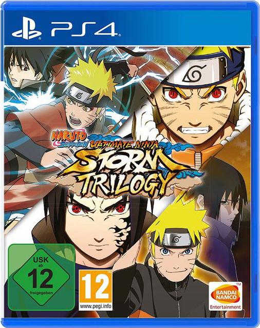 Naruto shippuden ultimate ninja storm trilogy ps4 jeux ps4 action acheter bas prix - Jeux en ligne ps4 ...