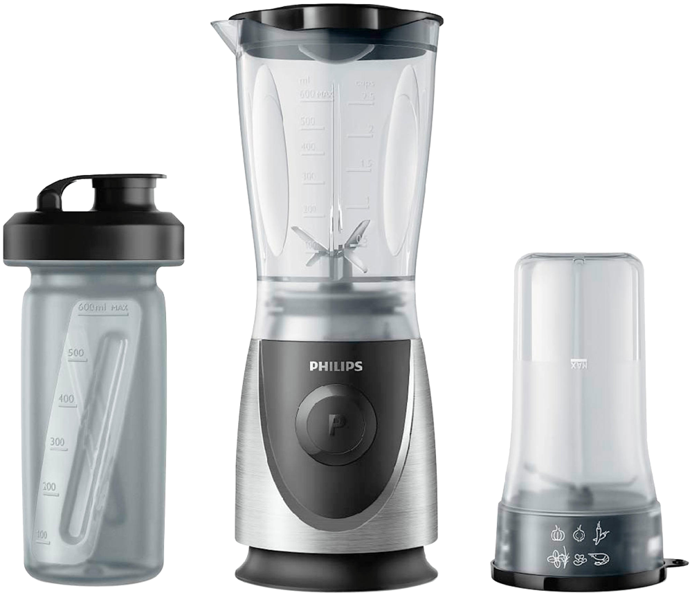 philips hr2876 00 g nstig kaufen nutri mixer personal. Black Bedroom Furniture Sets. Home Design Ideas