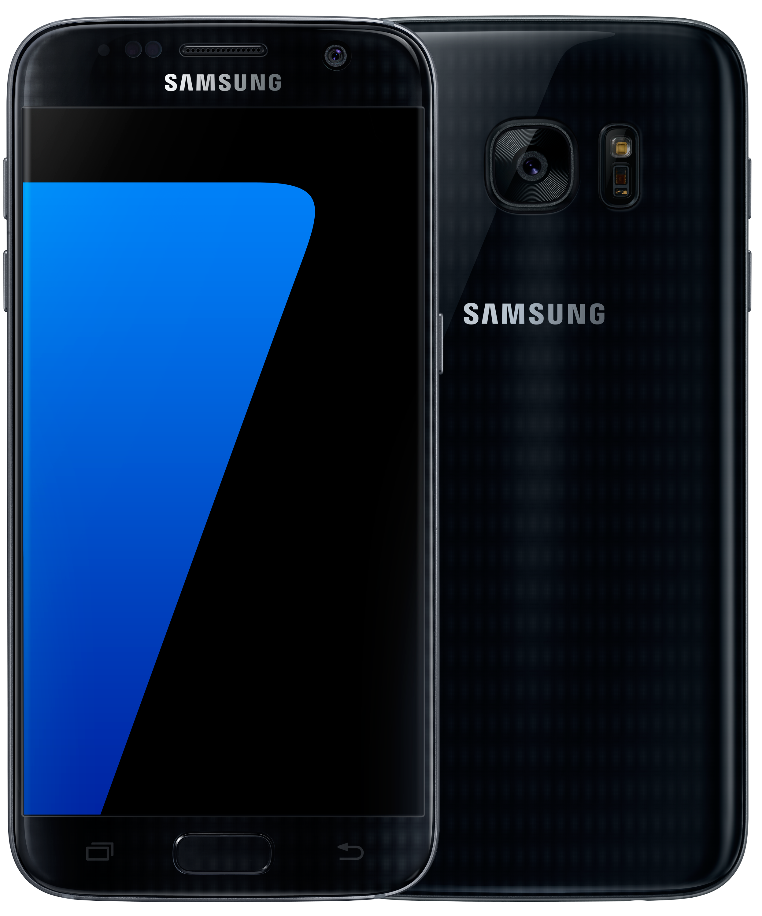 samsung galaxy s7 android smartphone 32gb schwarz. Black Bedroom Furniture Sets. Home Design Ideas