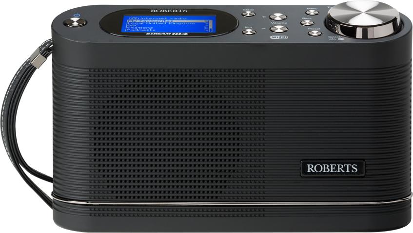roberts radio stream 104 g nstig kaufen internetradio. Black Bedroom Furniture Sets. Home Design Ideas