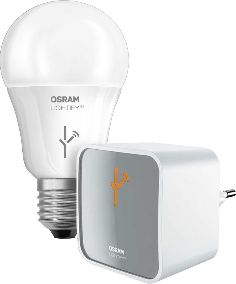 osram lightify starter kit g nstig kaufen leuchtmittel e27 media markt online shop. Black Bedroom Furniture Sets. Home Design Ideas