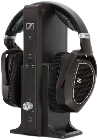 sennheiser rs 185 g nstig kaufen kabellose tv kopfh rer. Black Bedroom Furniture Sets. Home Design Ideas