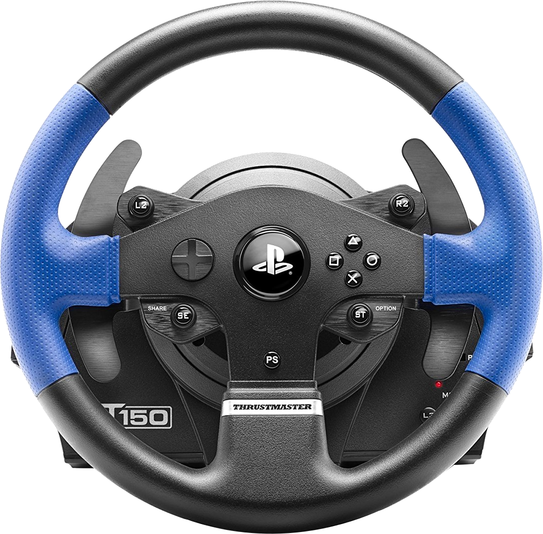 thrustmaster t150 rs pro lenkrad f r ps4 ps3 pc. Black Bedroom Furniture Sets. Home Design Ideas