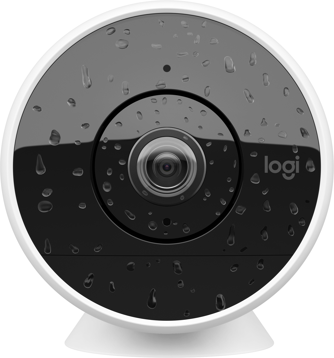 logitech circle 2 cam ra de surveillance sans fil blanc cam ra individuelles acheter. Black Bedroom Furniture Sets. Home Design Ideas