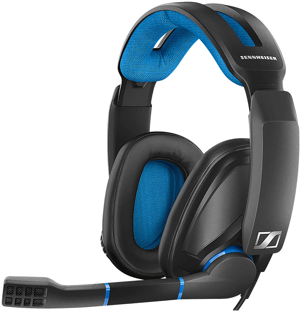 sennheiser gsp 300 gaming headset f r pc mac ps4 multi platform schwarz g nstig kaufen. Black Bedroom Furniture Sets. Home Design Ideas