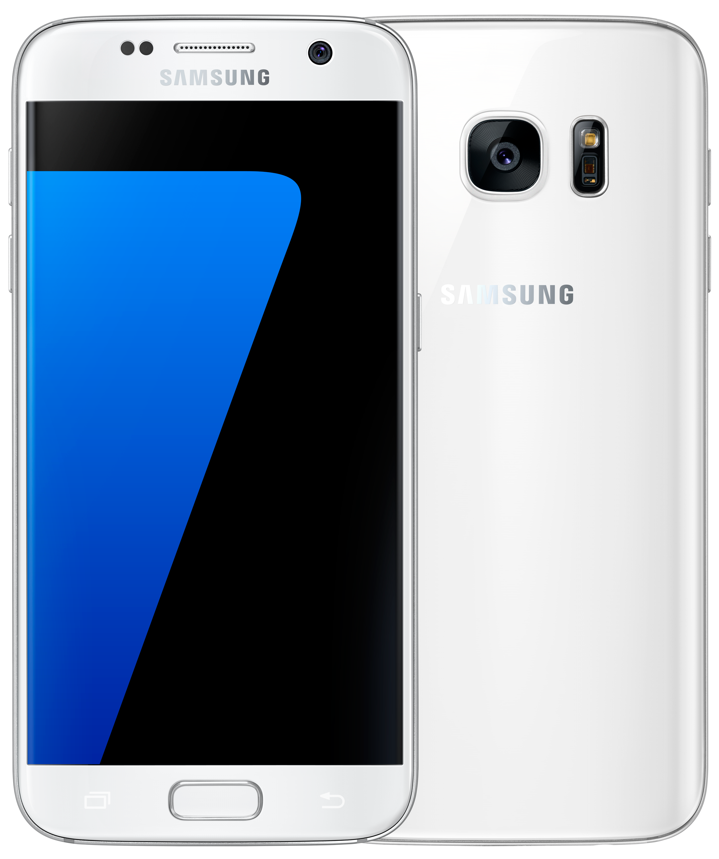 samsung galaxy s7 android smartphone 32gb weiss. Black Bedroom Furniture Sets. Home Design Ideas