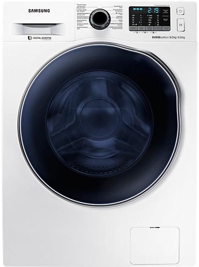 samsung wd80j5430aw ws g nstig kaufen waschmaschine trockner kombinationen media markt. Black Bedroom Furniture Sets. Home Design Ideas