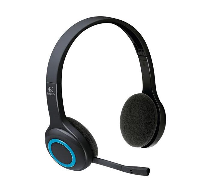 logitech wireless headset h600 schwarz g nstig kaufen. Black Bedroom Furniture Sets. Home Design Ideas