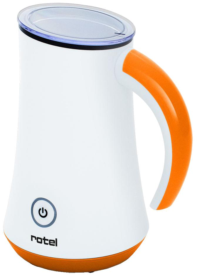 rotel milk frother orange g nstig kaufen milchaufsch umer media markt online shop. Black Bedroom Furniture Sets. Home Design Ideas