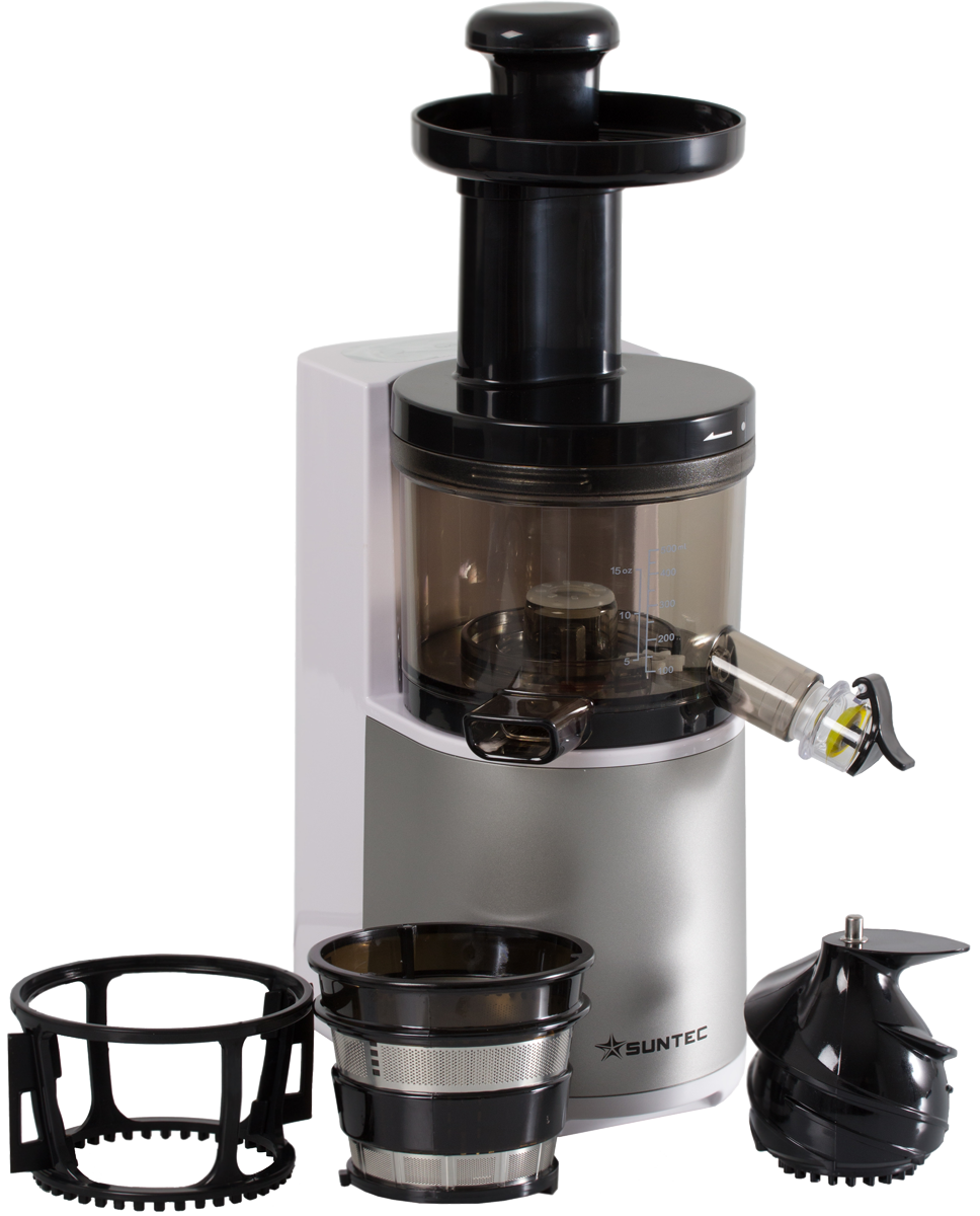 suntec Slow Juicer JUI-8120 PRO gunstig kaufen - Slow-Juicer Media Markt Online Shop