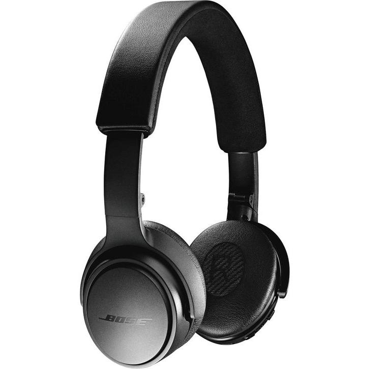 bose on ear kopfh rer wireless schwarz g nstig kaufen. Black Bedroom Furniture Sets. Home Design Ideas