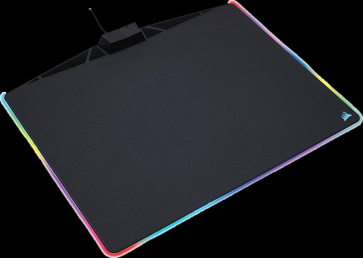 corsair mm800 tapis de souris gaming rgb polaris noir tapis de souris gaming acheter. Black Bedroom Furniture Sets. Home Design Ideas