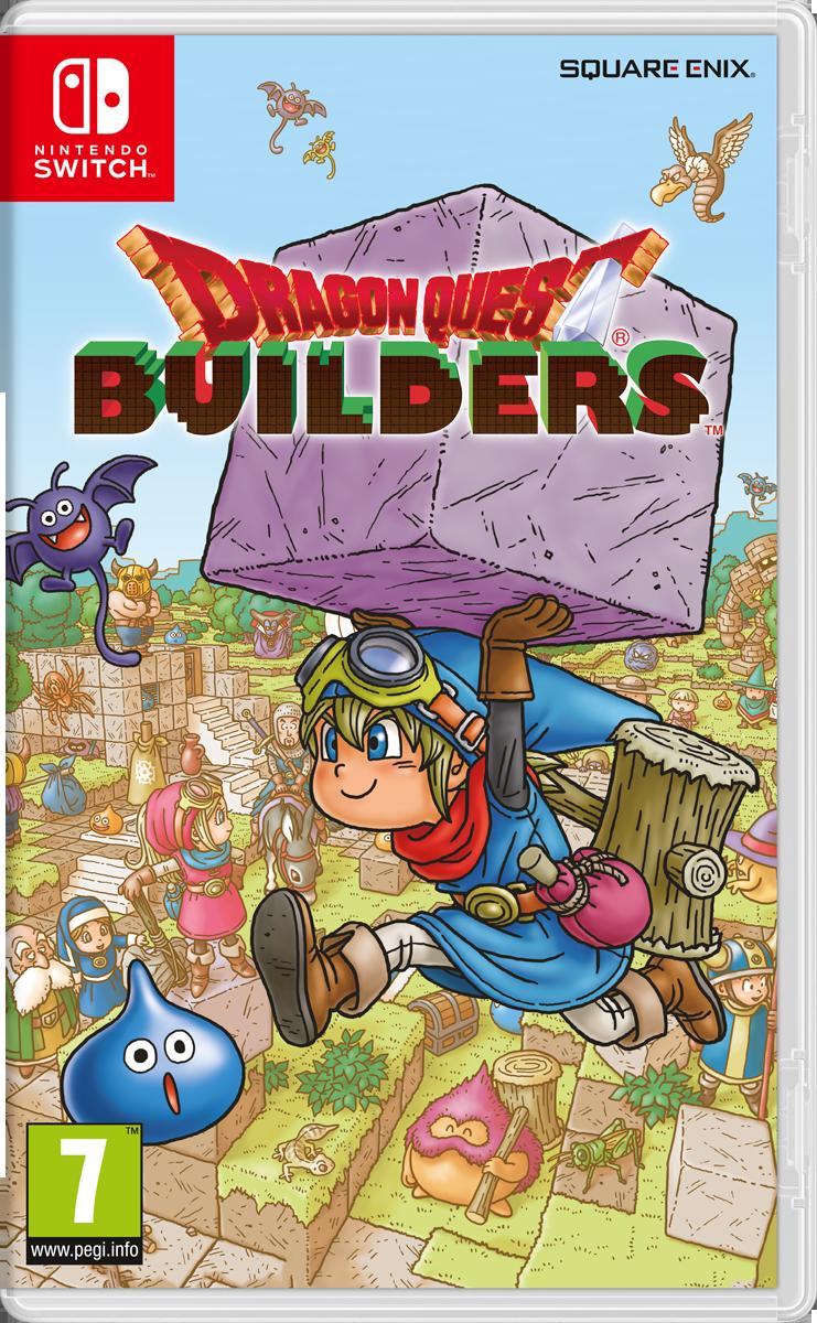 Media Markt Dragon Quest Builders
